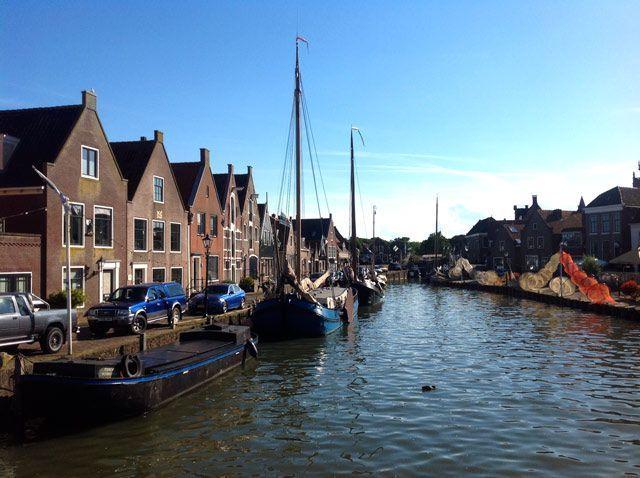 barcas de Monnickendam