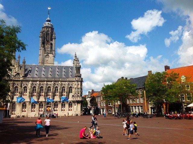 Midelburgo: la coqueta capital de Zelanda (Holanda)