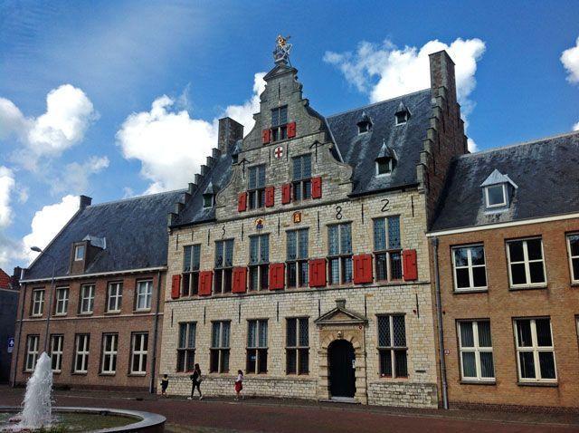 Palacio de Sint Jorisdoelen