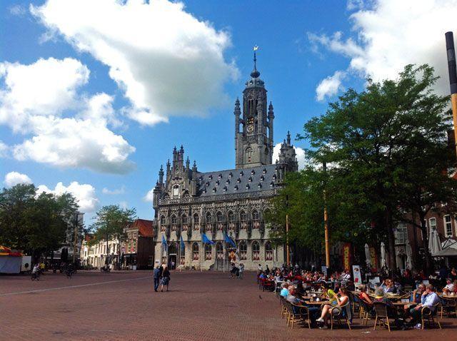 Terrazas de Middelburgo
