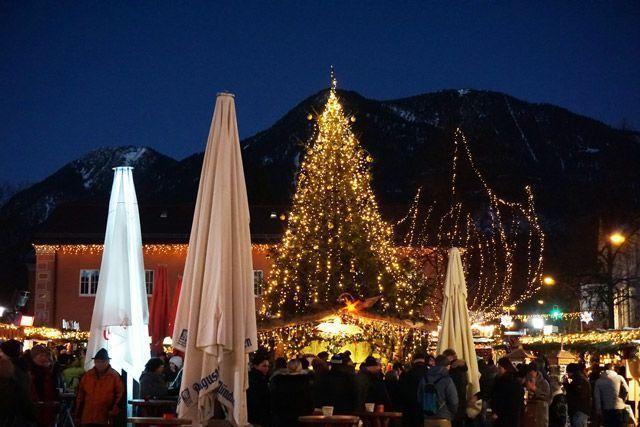 Adviento en Garmisch Partenkirchen