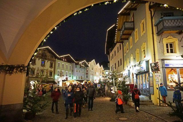Calles de Berchtesgaden