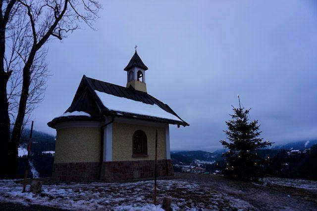 Capilla de Kirchleitn