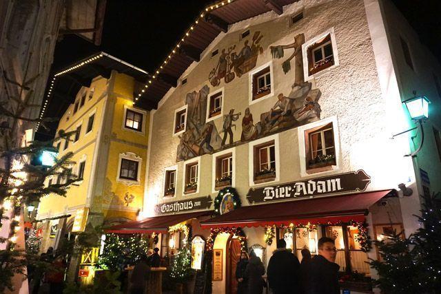 Casas pintadas de Berchtesgaden