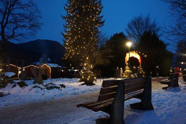 Cuento de Navidad en Rottach-Egern