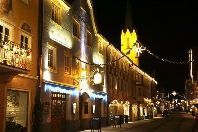 Fachadas de Partenkirchen
