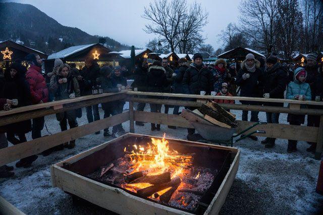 Hogueras de Rottach-Egern