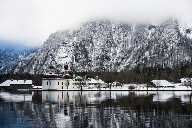 Lago Königsee