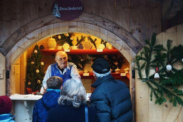 Mercadillo de Adviento de Berchtesgaden
