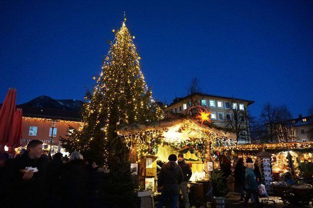 Mercadillo de Navidad de Garmisch-Partenkirchen