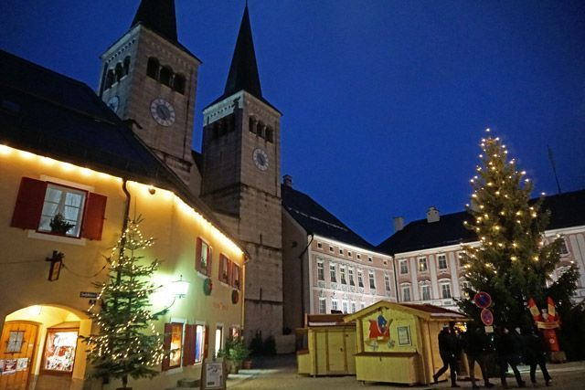 Mercado de Navidad de Berchtesgaden