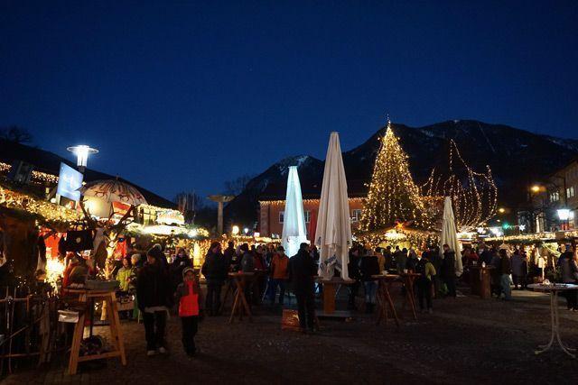 Mercado de Navidad de Garmisch-Partenkirchen