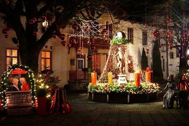 Mercado de Navidad de Bad Reichenhall