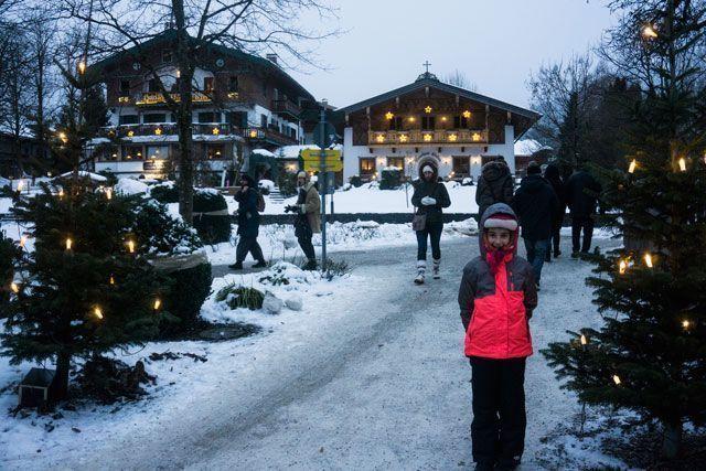Navidad en Rottach-Egern