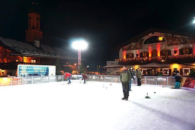 Pista de hielo de Garmisch
