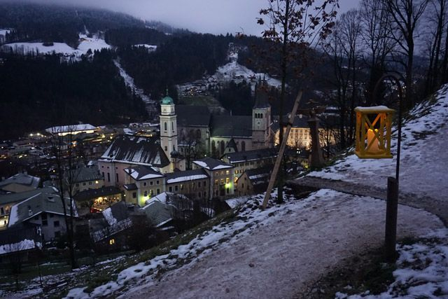Vista de Berchtesgaden