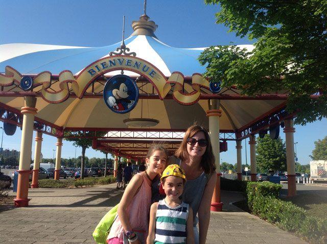 ¡Entramos en Disneyland Paris!