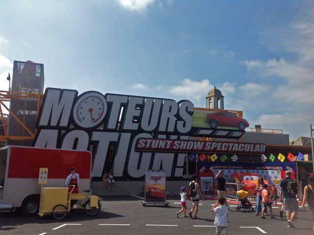 ¡Motors Action!