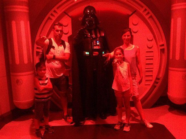 Meet Darth Vader