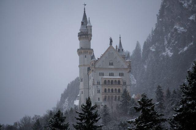 Neuschwanstein: un castillo de cuento en Baviera (Alemania)