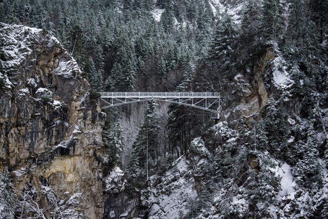 Puente Marienbrücke