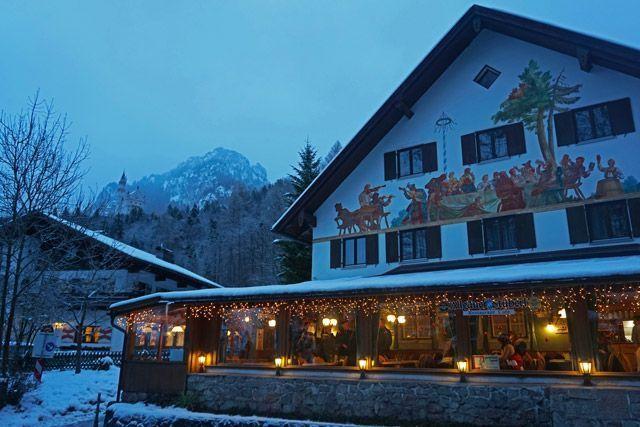 Restaurantes de Neuschwanstein
