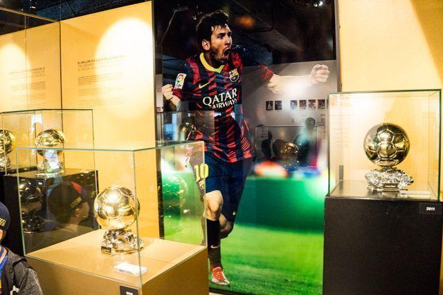 El templo de Leo Messi