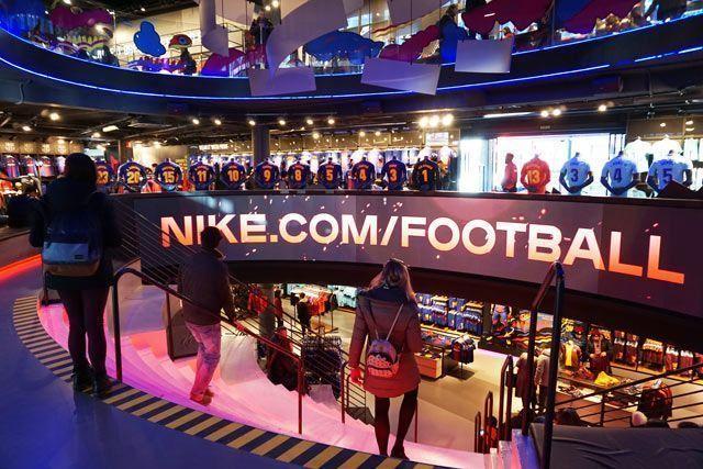 Tienda del Barça