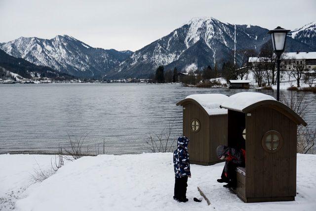 Vacaciones en el lago Tegern
