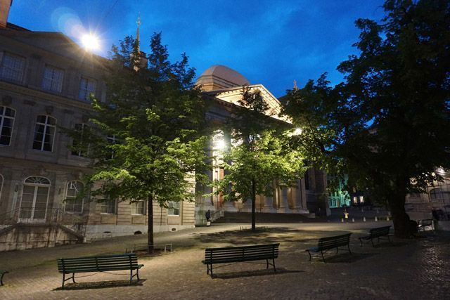 Cour de Saint-Pierre
