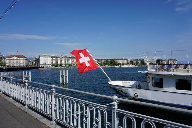 Excursión en barco por el lago Ginebra