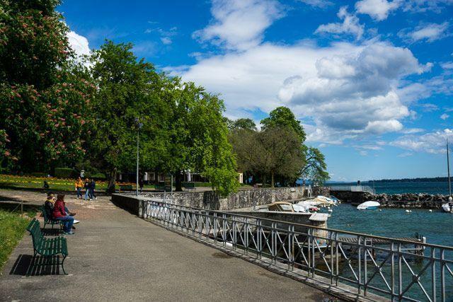 Parque de Ginebra