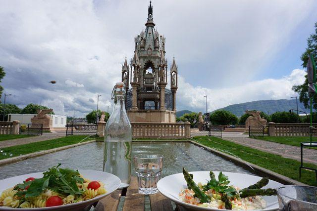 Comer con encanto en Ginebra