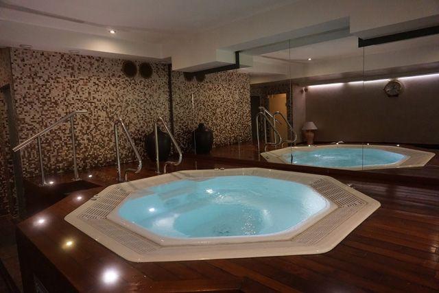 Spa del Hotel Bristol