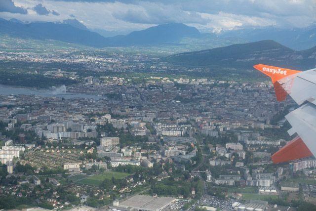 Vuelos a Ginebra