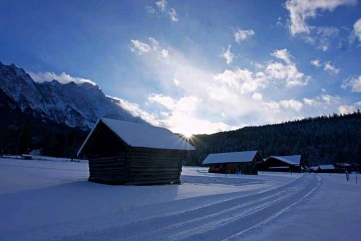 Baviera en invierno