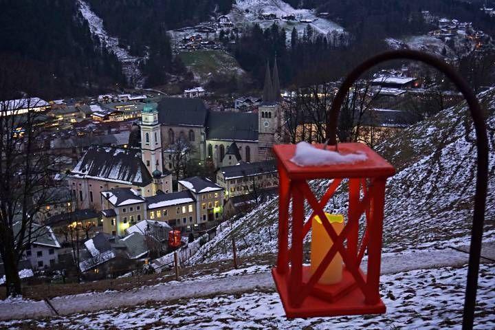 Berchtesgaden en Navidad
