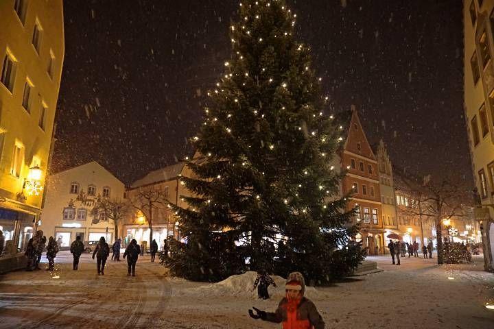 Blanca Navidad en Baviera