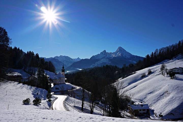 Cuento de Navidad en Alemania
