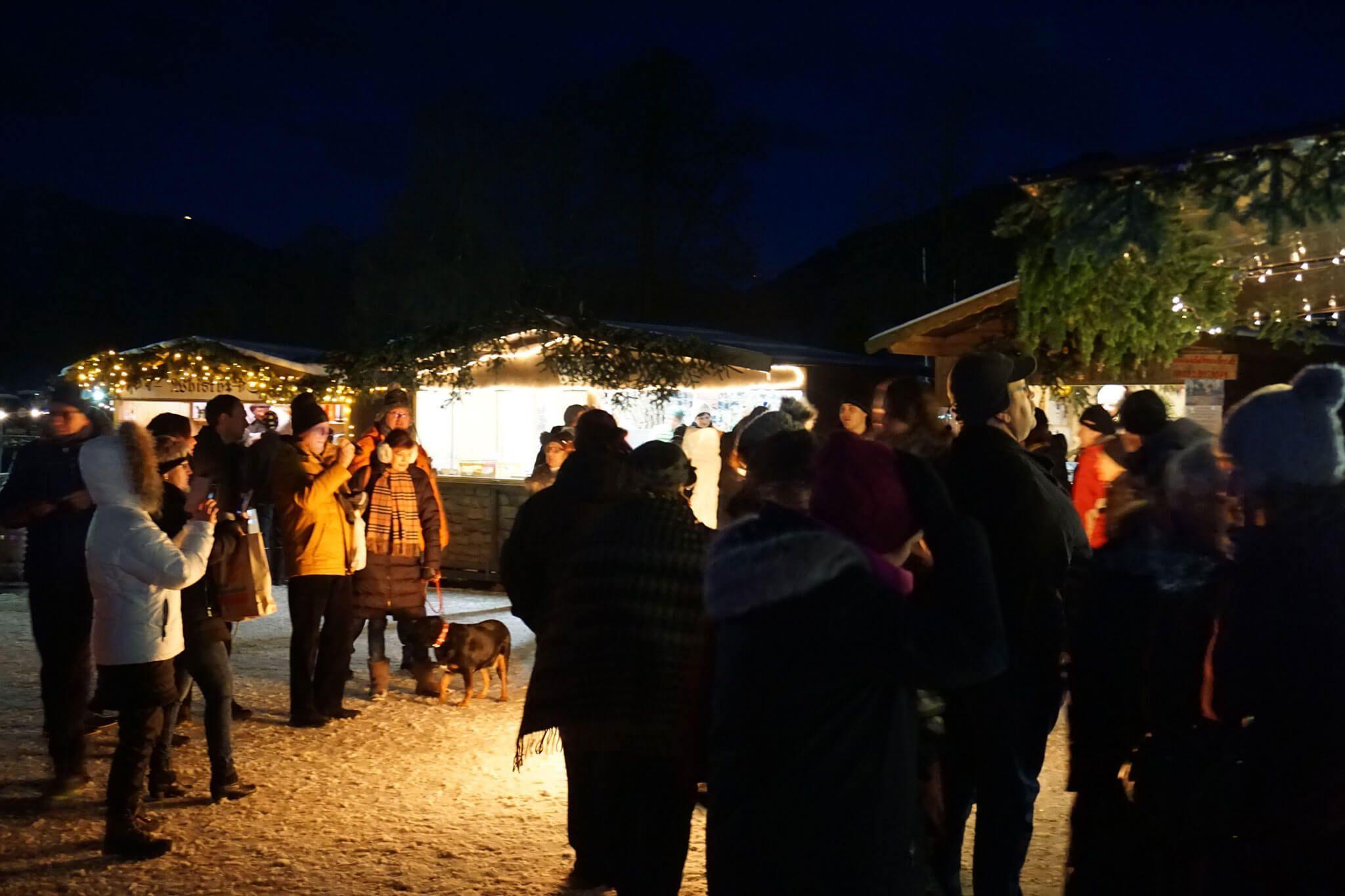 Mercadillo de Navidad de Bad Wiessee