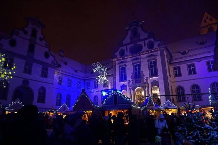 Mercadillo de Navidad de Füssen