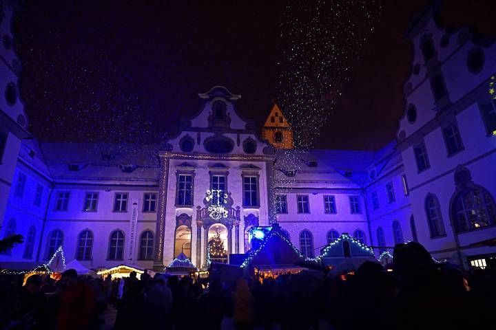 Mercado de Navidad de Füssen