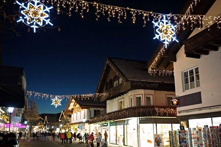 Mercado de Navidad de Garmisch Partenkirchen