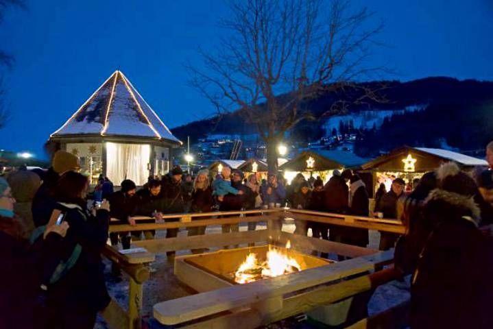 Mercado de Navidad de Rottach-Egern
