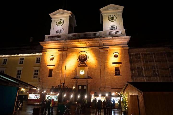 Mercado de Navidad de Tegernsee