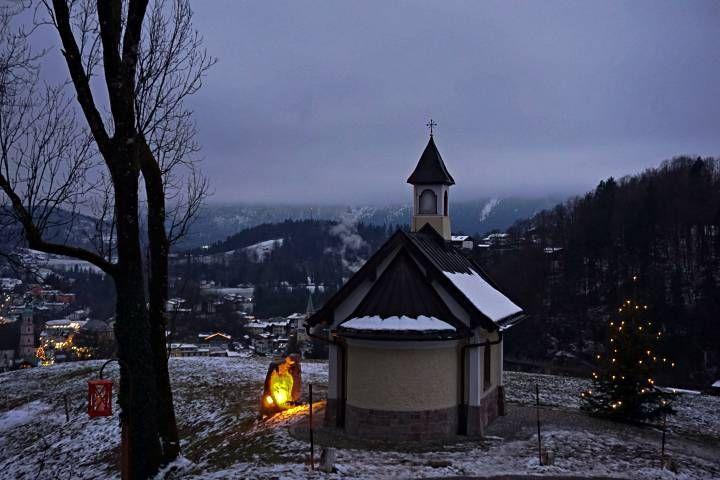Navidad de cuento en Baviera