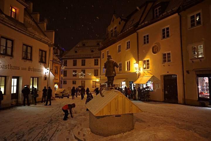 Navidad de cuento en Füssen