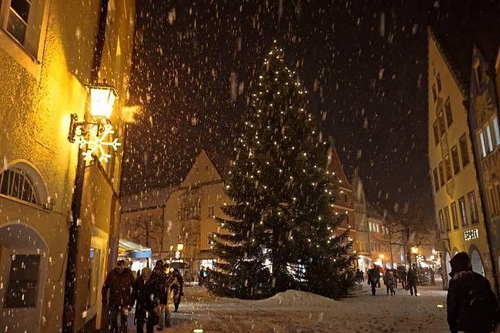 Navidad en Füssen