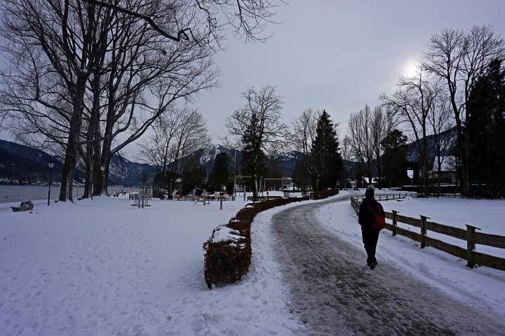 Paseando por Bad Wiessee (Lago Tegern)