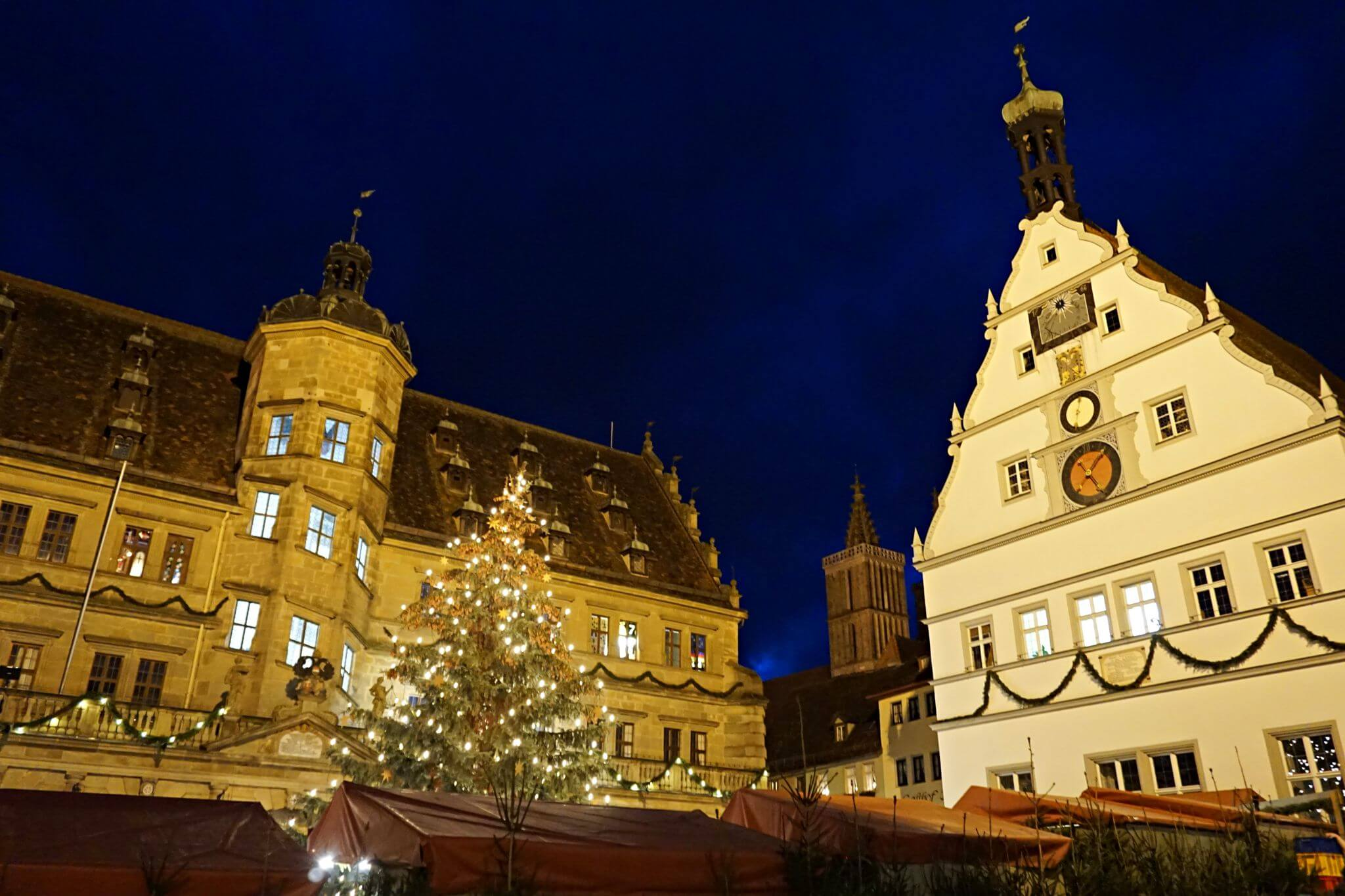 Ayuntamiento de Rothenburg ob der Tauber